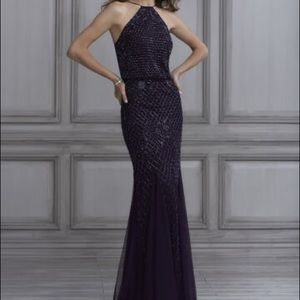 Adrianna Papell formal dress size 10